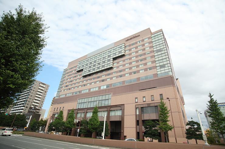 ホテルオークラ福岡の結婚式1
