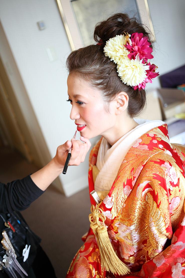 ホテルオークラ福岡の結婚式2