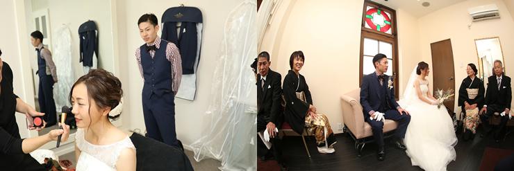 西鉄グランドホテルでの結婚式2