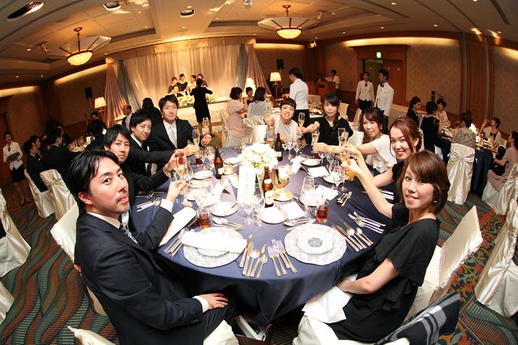 ホテルオークラ福岡の結婚式4