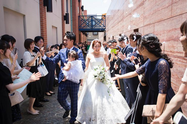 ホテルイルパラッツォでの結婚式2