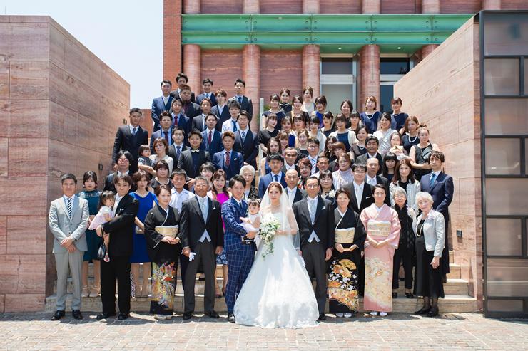 ホテルイルパラッツォでの結婚式3