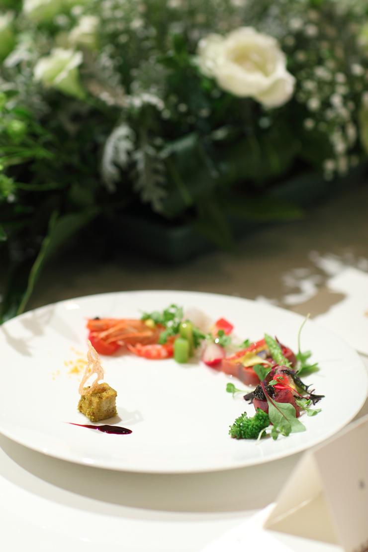 ホテルオークラ福岡の結婚式6