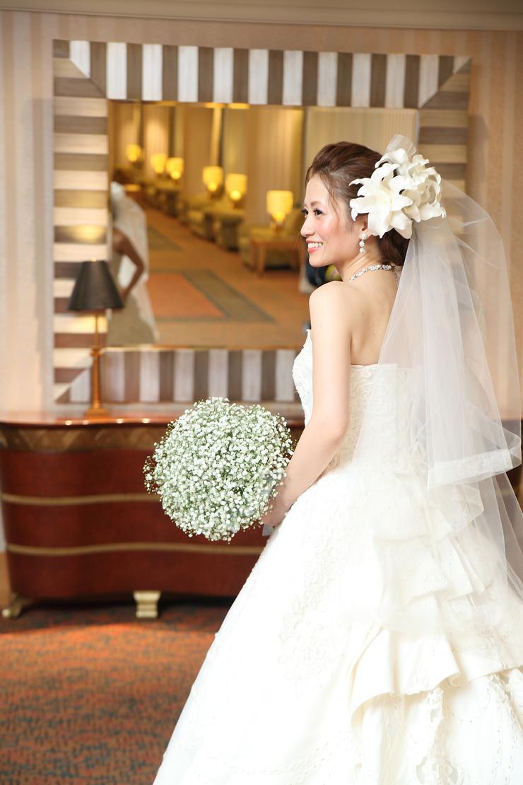 ホテルオークラ福岡の結婚式7
