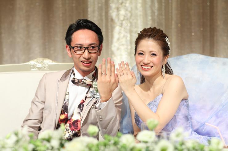 ホテルオークラ福岡の結婚式9