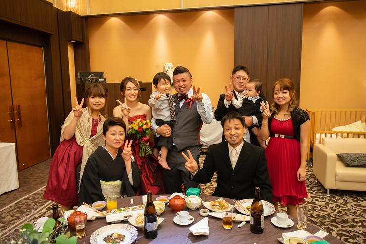 KKRホテル博多披露宴会場4