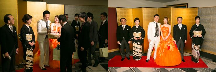 ホテルニューオータニ博多での結婚式6