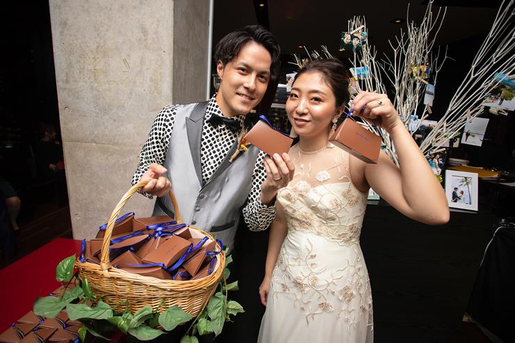イルコルティーレでの結婚式10