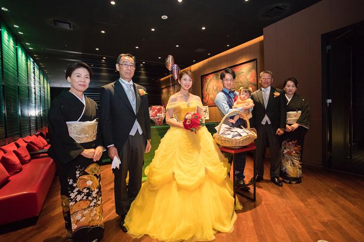 ホテルイルパラッツォでの結婚式4