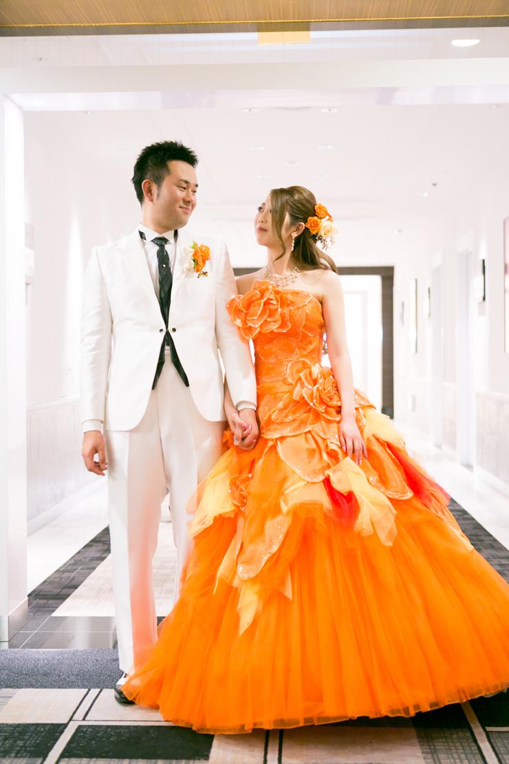 ホテルニューオータニ博多での結婚式7