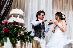 おめでた婚(パパママ婚)☆最高の式になりました